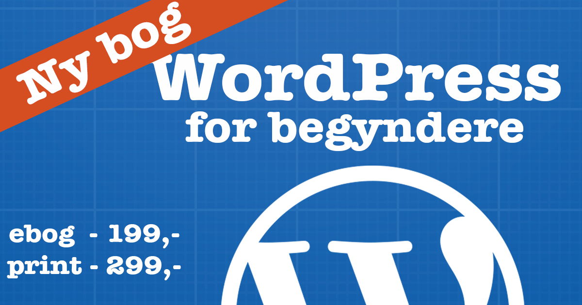 Bog om WordPress